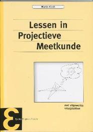Lessen in projectieve meetkunde Epsilon uitgaven, Kindt, M., Paperback