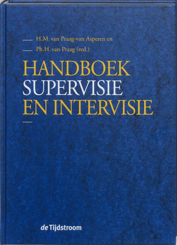 Handboek supervisie en intervisie Hardcover