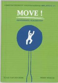 Move!: 3/4 Professioneel burgerschap P. Winkler, Paperback