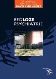 Bedloze psychiatrie Roosenschoon, Bert-Jan, Paperback