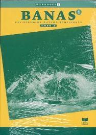 Banas: 1 Vmbo B: Werkboek J.L.M. Crommentuyn, Paperback