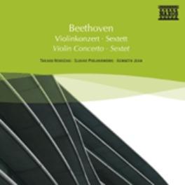 VIOLIN CONCERTO SLOVAK P.O. L. VAN BEETHOVEN, CD
