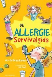 De allergie survivalgids Braeckeleer, Nico De, Paperback
