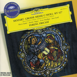GREAT MASS IN C MINOR/TE ...DEUM/W/MARIA STADER, ST.HEDWIG'S-KATH.CHOIR, RSO BER Audio CD, MOZART/HAYDN, CD