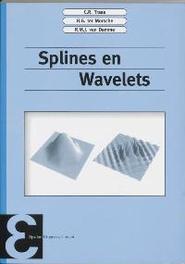 Splines en wavelets Epsilon uitgaven, C.R. Traas, Paperback
