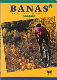 Banas: 3 Vmbo-B nask 1: Leerlingenboek Crommentuyn, J.L.M., Paperback