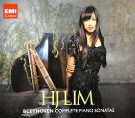 COMPLETE PIANO SONATAS HJ LIM L. VAN BEETHOVEN, CD