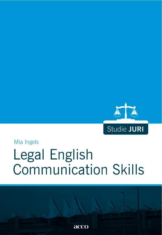 Legal English Communication Skills introduction to writing skills and vocabulary acquisition for the legal profession, Mia Ingels, Paperback