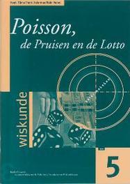 Poisson, de Pruisen en de lotto Zebra-reeks, Heierman, Frank, Paperback