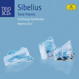 TONE POEMS GOTEBORGS SYMFONIKER/JAARVI Audio CD, J. SIBELIUS, CD