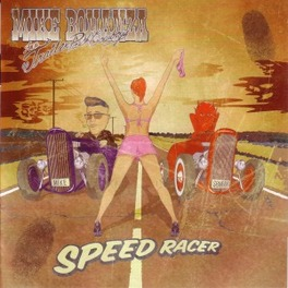 SPEED RACER THE TRAILER MIKE BONANZA, CD