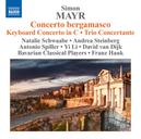 CONCERTO BERGAMASCO BAVARIAN CLASSICAL PLAYERS/FRANZ HAUK