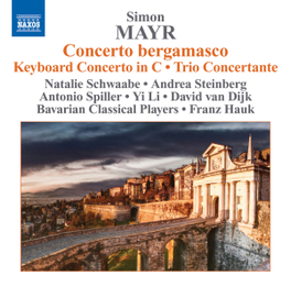 CONCERTO BERGAMASCO BAVARIAN CLASSICAL PLAYERS/FRANZ HAUK S. MAYR, CD