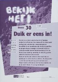 Bekijk het ! Nask & Techniek 2 Vmbo-KGT Werkboek 30 help, het eiland verzuipt !, Brinkman, D., Paperback