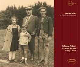 ES GEHT WOHL ANDERS NELSEN/IMMLER/DRIVER W. ARLEN, CD