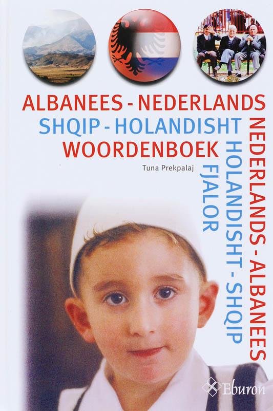 Albanees-Nederlands / Nederlands-Albanees woordenboek shqip-holandisht / holandisht-shqip fjalor, Prekpalaj, T., Hardcover