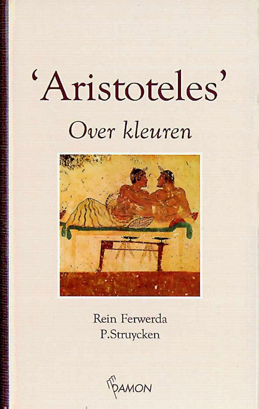 Over kleuren Aristoteles, Hardcover