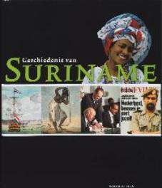 Geschiedenis van Suriname Hardcover