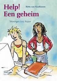Help, een geheim! Troef-reeks, Van Kaathoven, Netty, Paperback