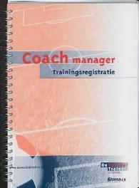 Coach Manager Trainingsregistratie A5 Paperback
