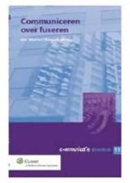 Communiceren over fuseren: Fusie Communicatie memo, Waardenburg, Marten, Paperback