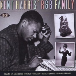 KENT HARRIS' R&B FAMILY V/A, CD