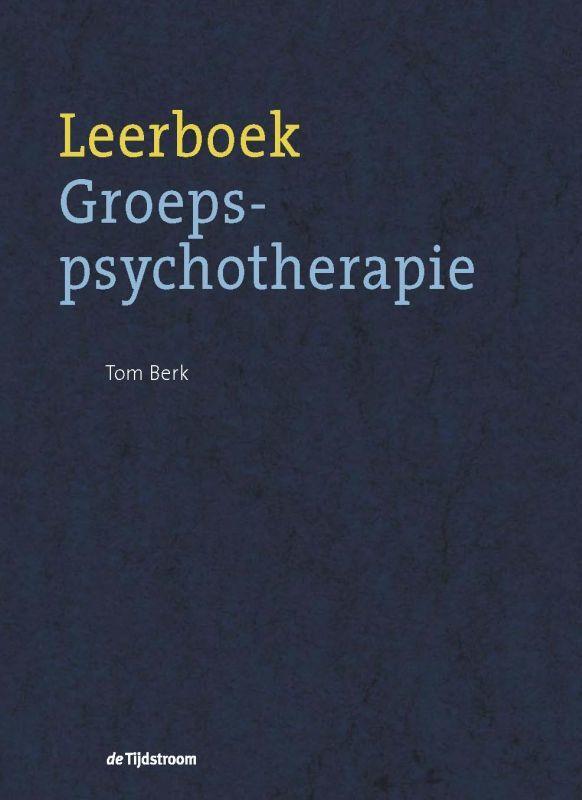 Leerboek groepspsychotherapie T. Berk, Hardcover