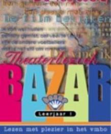 BAZAR handleiding leerjaar 4 (+ set leerlingbladen   sec.onderwijs Zorg voor lezen, Paperback
