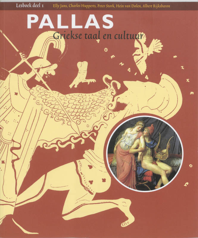Pallas: 1: Lesboek Griekse taal en cultuur, Jans, E., Paperback