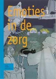 Emoties in de zorg T. Royers, Paperback