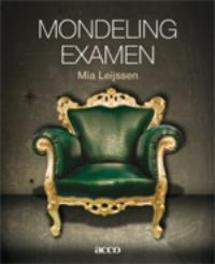 Mondeling Examen Mia Leijssen JANSSEN, KOLET, onb.uitv.
