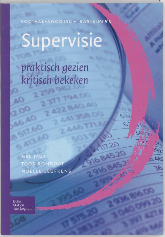 Supervisie praktisch gezien kritisch bekeken, N. Jagt, Paperback