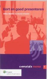 Kort en goed presenteren Communicatie memo, M. Mulder, Paperback