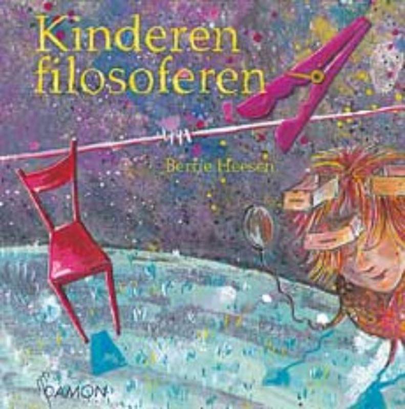 Kinderen filosoferen: Docentenboek Heesen, B., Hardcover