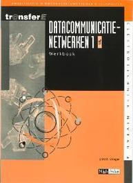Datacommunicatienetwerken: 1 TMA: Werkboek kwalificatie middenkaderfunctionaris telematica, J.M.M. Stieger, Paperback