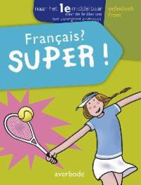 Vakantie oefenboek - Le français, super! onb.uitv.