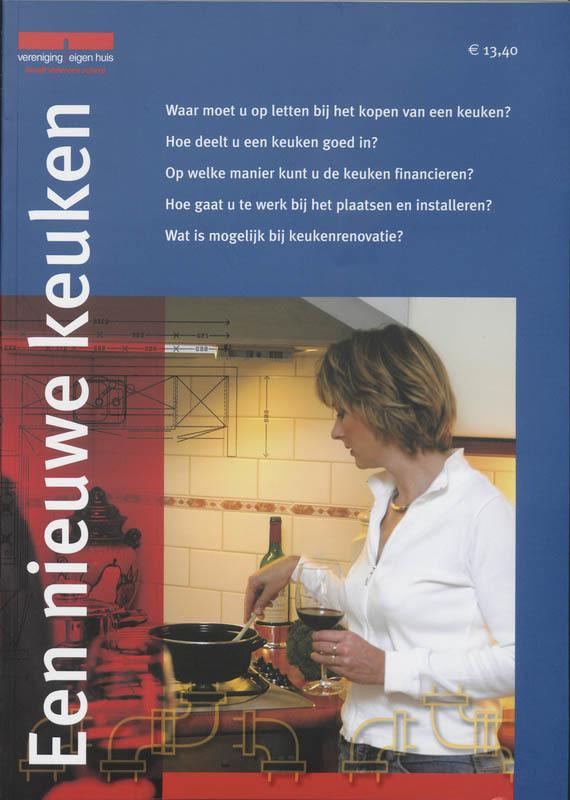 Een nieuwe keuken Paperback
