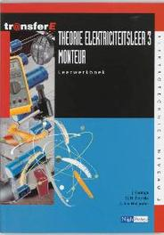 Theorie elektriciteitsleer: 3 Monteur: Leerwerkboek TransferE, Feringa, J., Paperback