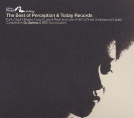 BEST OF PERCEPTION &.. .. TODAY RECORDS - COMPILED BY DJ SPINNA & BBE SOUNDSYS V/A, CD