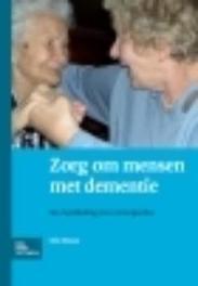 Zorg om mensen met dementie een handleiding voor verzorgenden, Miesen, B., Paperback