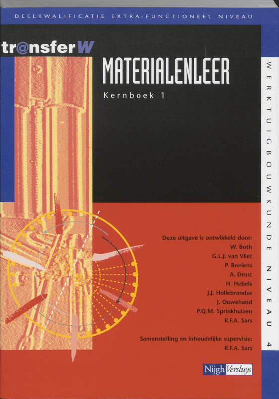 Materialenleer TransferW, Both, W., Paperback