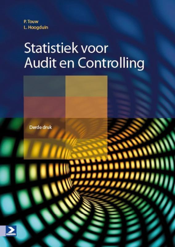 Statistiek voor Audit en Controling Theorie 2de editie, Touw, Paul, Paperback