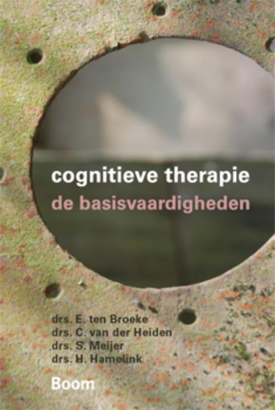 Cognitieve therapie de basisvaardigheden, Meijer, Steven, Hardcover