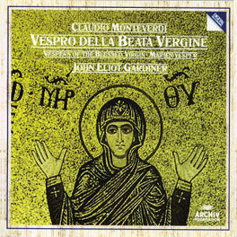 VESPERS OF THE BLESSED VI ENGLISH BAROQUE SOLOISTS, J.E. GARDINER, MONTEVERDI KOO Audio CD, C. MONTEVERDI, CD