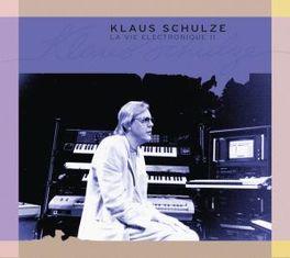 LA VIE ELECTRONIQUE 11 KLAUS SCHULZE, CD