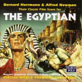 L'EGYPTIEN MOSCOW S.O. & CHOIR HERRMANN/NEWMAN, CD