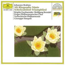 ALT RAPSODIE/NANIE/LIEDER FASSBAENDER/TSJECH.PHIL./BRENDEL Audio CD, J. BRAHMS, CD