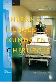 Interne geneeskunde en chirurgie Jungen, Ij D., Hardcover