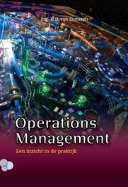 Operations Management een inzicht in de praktijk, E. van Zomeren, Paperback
