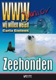 Zeehonden WWW-junior, Gielens, Carla, Paperback